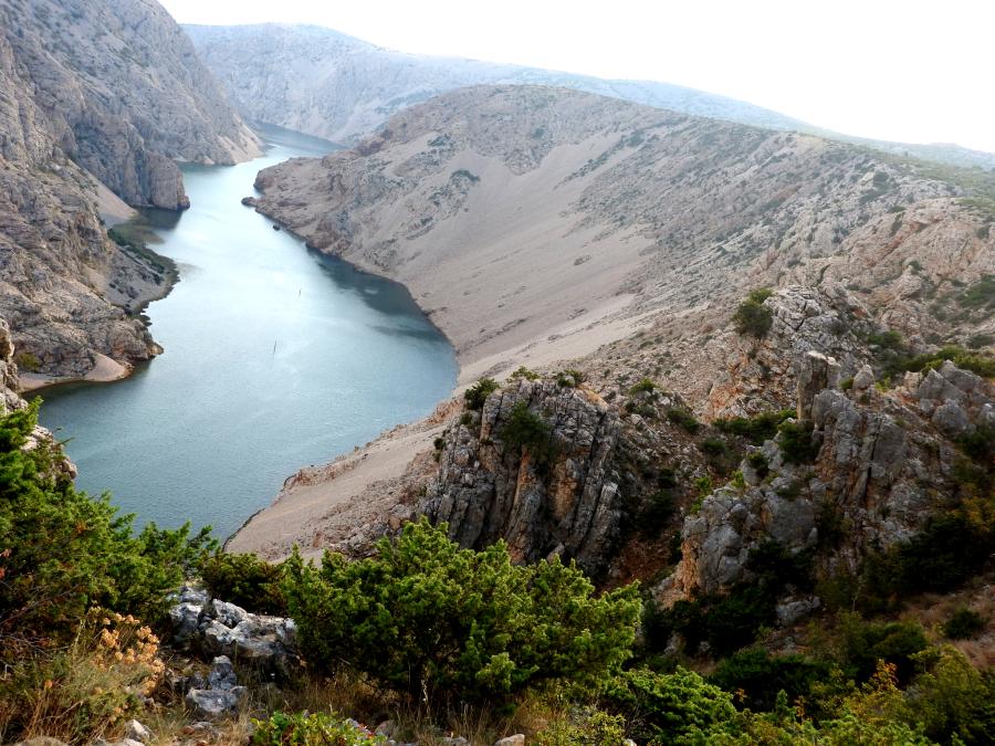 Kanjon Zrmanje ZrmanjaCanyon